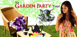 Art Of Living - It's Garden Party Time!