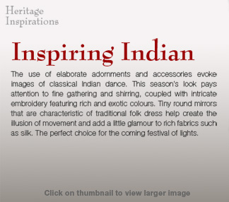 Inspiring Indian Description