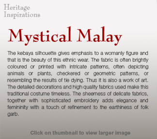 Mystical Malay Description