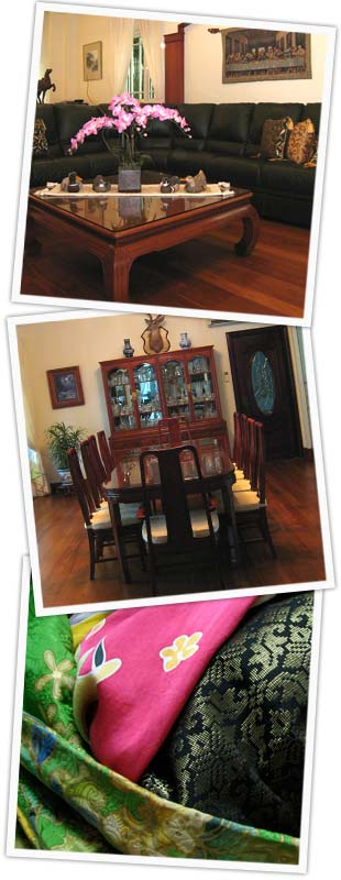 Classy Traditional Dining Room and Furnishings