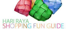 Home Finance - Hari Raya Shopping Fun Guide
