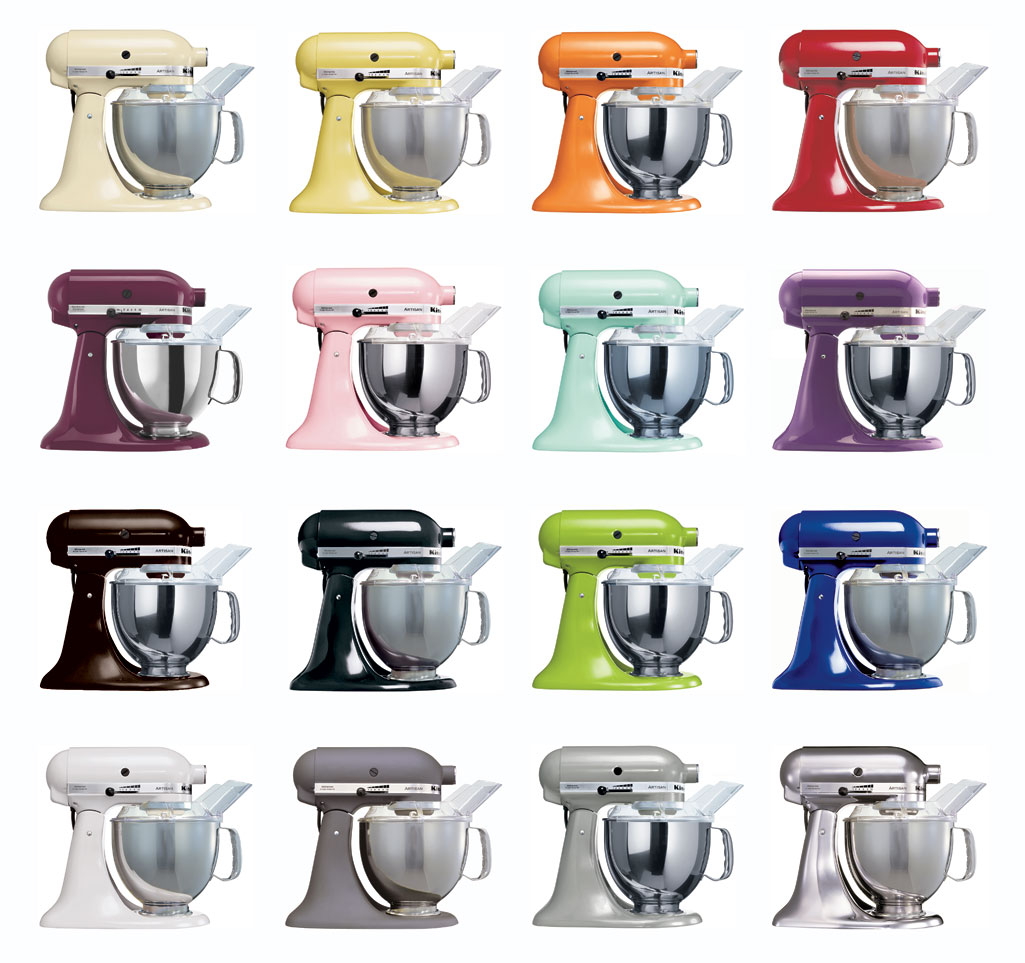 related keywords suggestions for kitchenaid colors