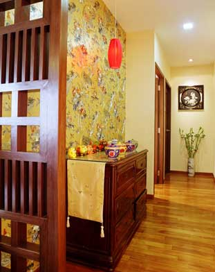 Interior Design: Oriental Fusion - Mixing of Chinese & Japanese
