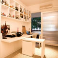 Interior Design Manhattan Style: Simple and Nice Office