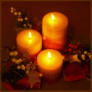 Home Decor and Handicraft: Candles