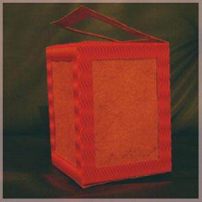 Home Decor and Handicraft: Folding Lantern Template