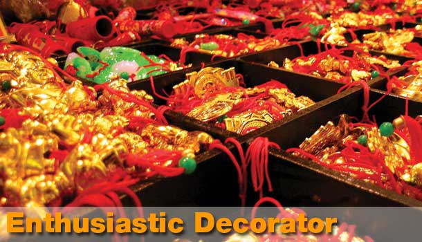 Smart Living - What Kind of Chinese New Year Decorator are You?